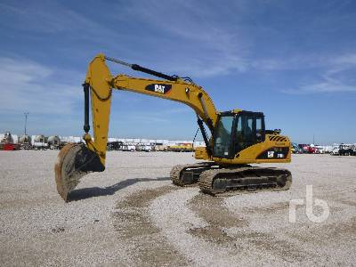 2009 CATERPILLAR 315DL Hydraulic Excavator