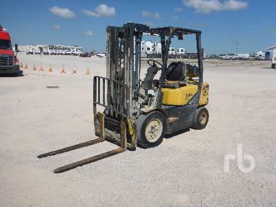 DOOSAN G25E-3 4500 Lb Forklift