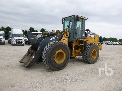 2005 JOHN DEERE 644J Wheel Loader