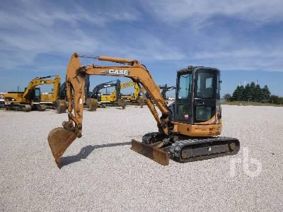 2006 CASE CX50B Mini Excavator (1 - 4.9 Tons)