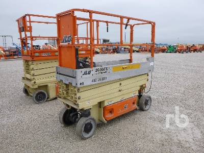 2013 JLG 2030ES 20 Ft Electric Scissorlift