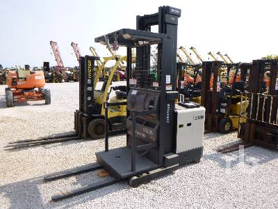 2013 CROWN SP350530 3000 Lb Stand Up Electric Forklift