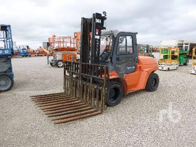 TOYOTA 7FDU70 15500 Lb Forklift