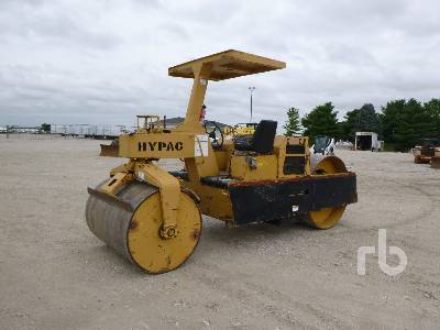 1997 HYPAC C340CW Tandem Roller