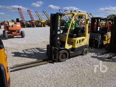 HYSTER S50FT 4750 Lb Forklift