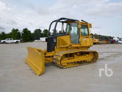 2002 JOHN DEERE 700H LGP Crawler Tractor