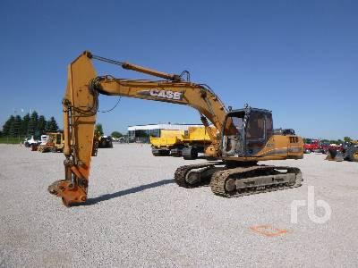 2007 CASE CX210 Hydraulic Excavator