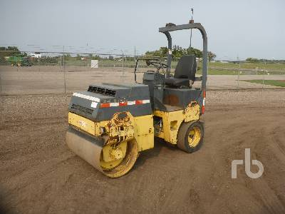 BOMAG BW120AC3 Tandem Vibratory Roller