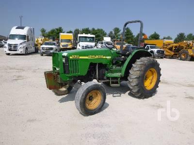 2000 JOHN DEERE 5310 2WD Tractor
