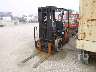 DOOSAN G25E-5 3850 Lb Forklift Parts/Stationary Construction-Other