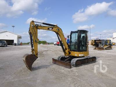 2008 CATERPILLAR 305CCR Mini Excavator (1 - 4.9 Tons)