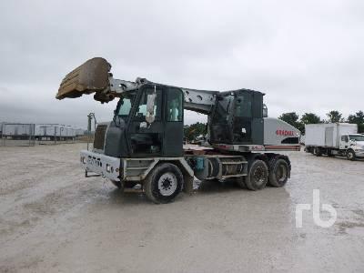 2005 GRADALL XL4100 6x4 Mobile Excavator