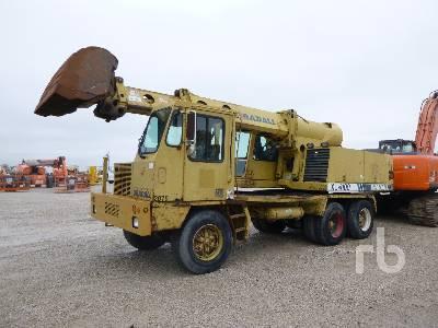 2000 GRADALL XL4100 6x4 Mobile Excavator