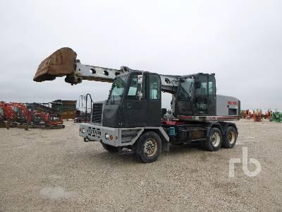 2010 GRADALL XL4100 6x4 Mobile Excavator