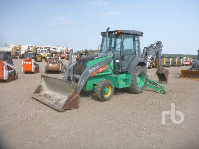 2013 JOHN DEERE 310KEP 4x4 Loader Backhoe