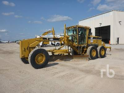 2006 CATERPILLAR 140H VHP Plus Motor Grader
