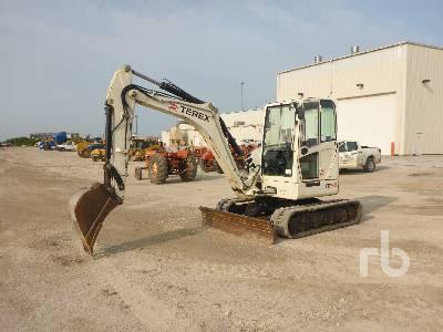 2010 TEREX TC50 Midi Excavator (5 - 9.9 Tons)