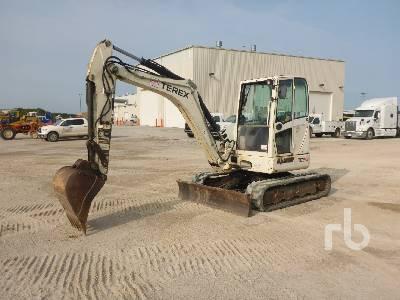 2008 TEREX TC50 Midi Excavator (5 - 9.9 Tons)