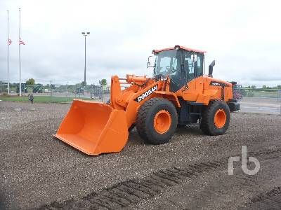 2014 DOOSAN DL250-3 Wheel Loader