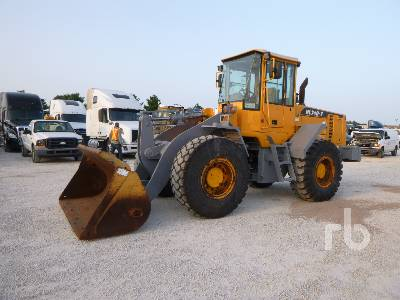 2004 HYUNDAI HL740-7 Wheel Loader