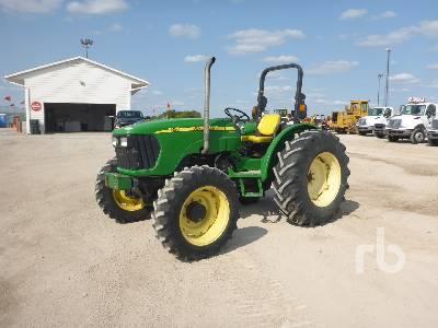 2006 JOHN DEERE 5425 MFWD Tractor