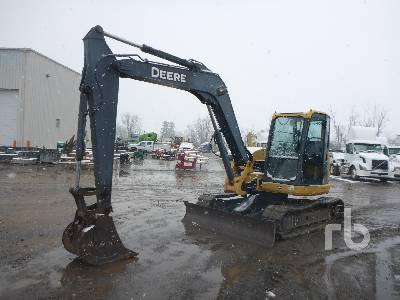 2009 JOHN DEERE 85D Midi Excavator (5 - 9.9 Tons)