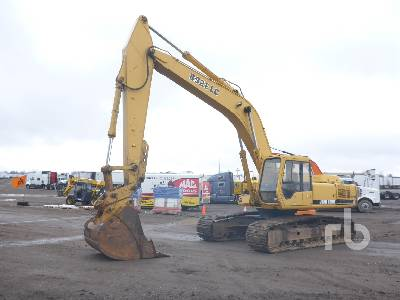 1995 JOHN DEERE 892E Hydraulic Excavator