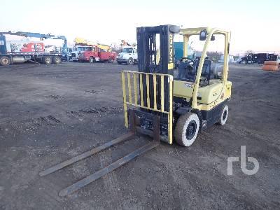 2014 HYSTER H50FT Forklift