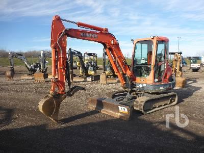 2010 KUBOTA KX121-3 Mini Excavator (1 - 4.9 Tons)