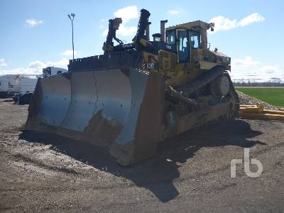 2006 CATERPILLAR D11R CTR Wheel Dozer