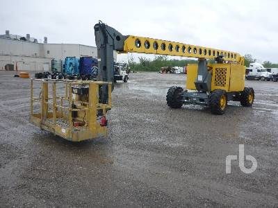 2002 GROVE A80J 4x4 Articulated Boom Lift