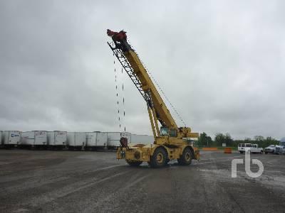 1980 GROVE RT735 40 Ton 4x4x4 Rough Terrain Crane