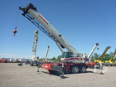 2005 LINK-BELT RTC80100 100 Ton Rough Terrain Crane