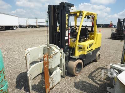 2015 HYSTER S120FTPRS Forklift