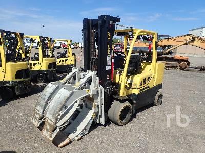 2015 HYSTER S120FTPRS 9000 Lb Forklift
