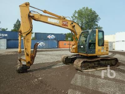 2008 JOHN DEERE 135C Hydraulic Excavator
