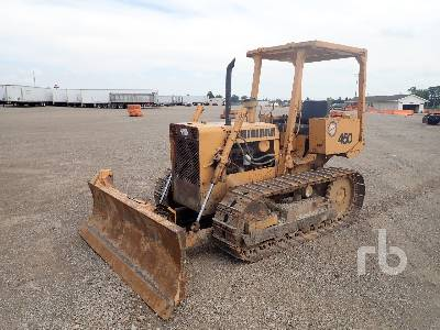 CASE 450 Crawler Tractor