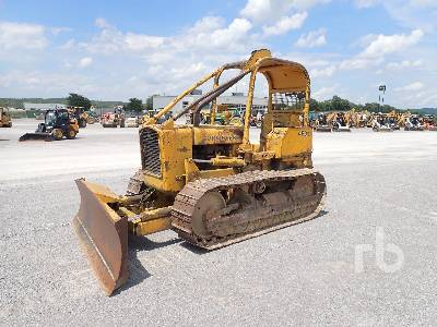 1976 JOHN DEERE 450C Crawler Tractor Parts/Stationary Construction-Other