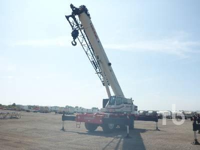 2007 LINK-BELT RTC80100 100 Ton Rough Terrain Crane