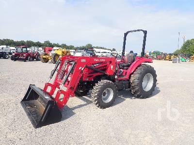 Unused 2017 MAHINDRA 2655 4WD Utility Tractor