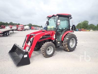 Unused MAHINDRA 3540 4WD Utility Tractor