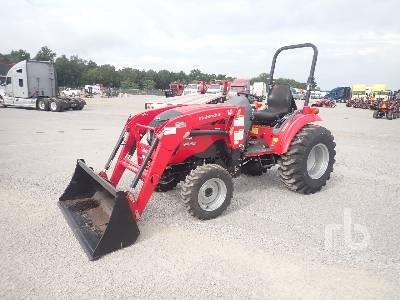 Unused MAHINDRA 1640 4WD Utility Tractor