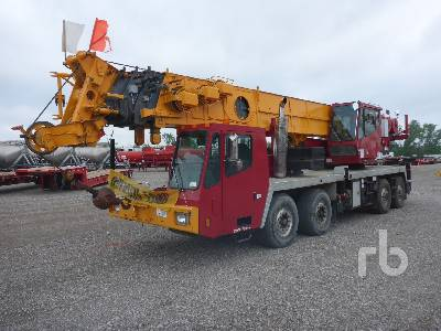 1996 GROVE ATS870 70 Ton 8x4x4 Hydraulic Truck Crane