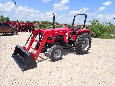 Unused MAHINDRA 5570 2WD 2WD Tractor