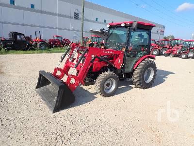 Unused 2017 MAHINDRA 2545 4WD Utility Tractor
