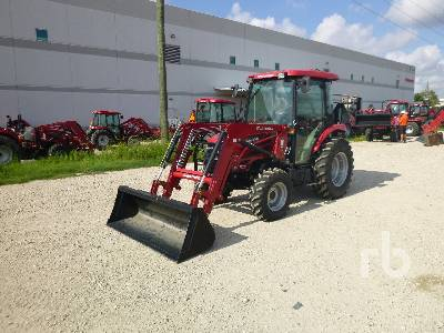 Unused MAHINDRA 2555 4WD Utility Tractor