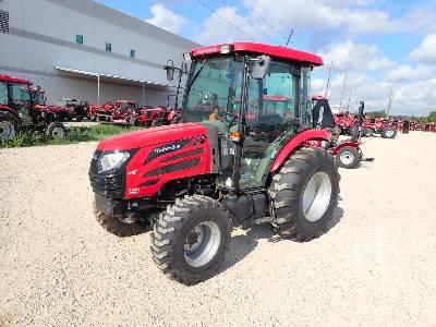 2015 MAHINDRA 2555 4WD Utility Tractor