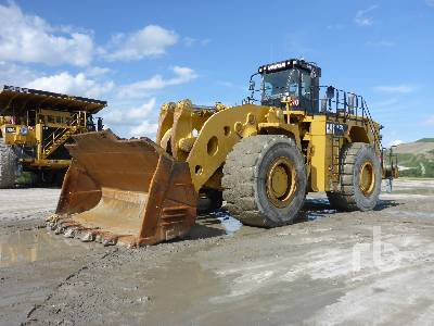 2011 CATERPILLAR 993K Wheel Loader