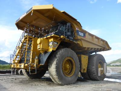 2013 CATERPILLAR 789D Rock Truck