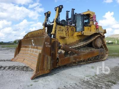 2012 CATERPILLAR D10T Crawler Tractor